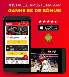 Betclic app download apk