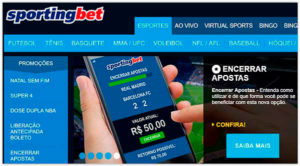 Vantagens do aplicativo Sportingbet Android